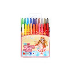 5500 미니빙글빙글 색연필 (20색여)