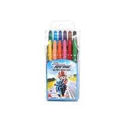 3500 미니빙글빙글 색연필 (12색남)