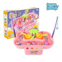 고피싱 물고기 낚시놀이 물놀이 목욕 장난감 유아교구