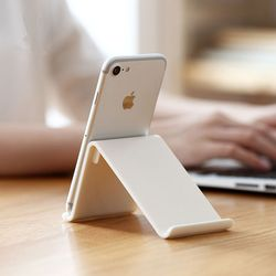 심플 스탠드 휴대폰 태블릿PC 아이패드 거치대