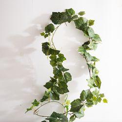포도잎 인조 넝쿨(2m)