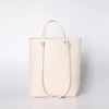 [무료배송] Tulip shoulder bag (cream) - D1002CR