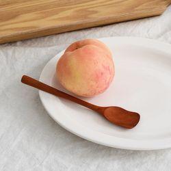 우드 아이스크림 스푼