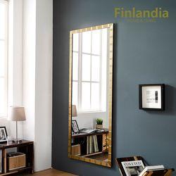 핀란디아 페일리 코노 와이드 벽걸이 전신거울