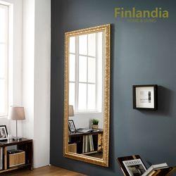 핀란디아 페일리 제닌 와이드 벽걸이 전신거울