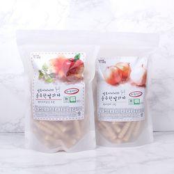 질마재농장 스틱 현미사과당근70g+현미양파70g
