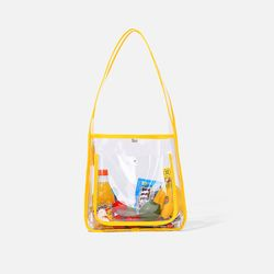 DAY DAY BAG PVC Yellow