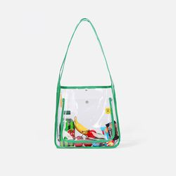 DAY DAY BAG PVC Green