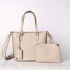 lead cross bag (beige) - D1010BE