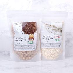 질마재농장 씨리얼 퀴노아옹알이80g+백미씨리얼80g