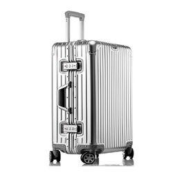 여행용가방 알루미늄 프레임 캐리어 24인치