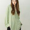 로센스:LOSENSE 리얼루즈핏 컬러풀 셔츠
