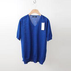 Hoega Linen Unbal Knit