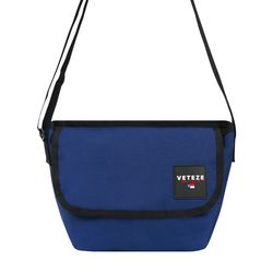 Retro Mini Cross Bag (blue)
