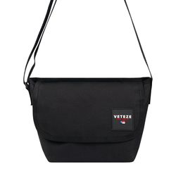 Retro Mini Cross Bag (black)