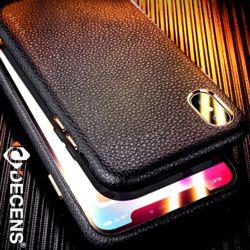 데켄스 M564 아이폰 X-LEVEL 가죽 휴대폰 핸드폰 케이