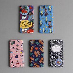 SNAP PHONE CASE 5종 (아이폰&갤럭시s)