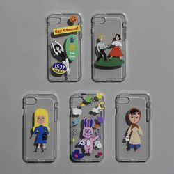 JELLY PHONE CASE 5종 (아이폰&갤럭시s)