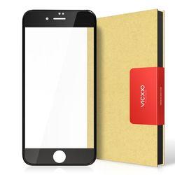 아이폰7 4D 풀커버 강화유리 액정보호 필름 블랙