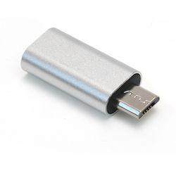 라이트닝8핀 to 마이크로5핀 변환젠더 커넥터