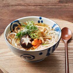 일본산 그릇 면기 2P