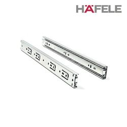 헤펠레 3단-35mm 볼베어링 서랍레일 300MM