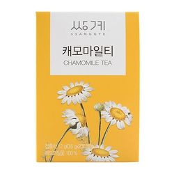 CHAMOMILE TEA 캐모마일 허브차 20T 1BOX 20개입