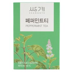 PEPPERMINT TEA 페퍼민트 허브차 20티백