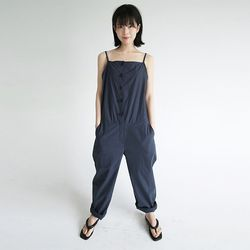 cozy wearing jump suit (3colors)