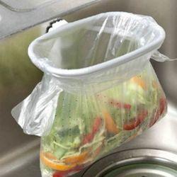 흡착형 음식물쓰레기 봉투 거치대 홀더