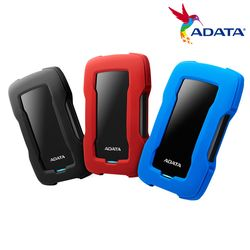 ADATA 외장하드 HD330 Durable Lite 4TB