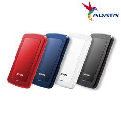 ADATA 외장하드 HV300 Ultra Slim 4TB