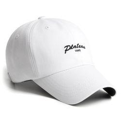 19 J 1982 PLATEAU CAP WHITE