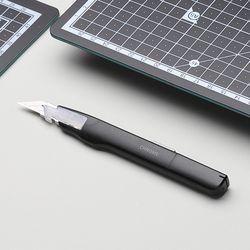 크롬커터 블랙에디션 + 칼라 커팅매트 블랙 A1