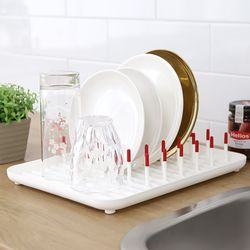 일본생산 주방접시 컵받침 트레이 식기건조대 MODERNO
