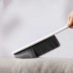 홈리빙 패브릭쇼파 침구 침대 먼지 청소 핸디 빗자루
