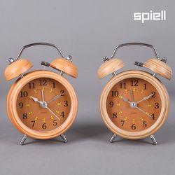 트윈벨 탁상시계 시끄러운알람시계(큐티)