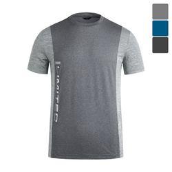 파라고나 하프 펀칭 라운드 반팔 티셔츠 STS018