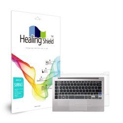 노트북7 NT730XBV 무광외부필름 팜레스트/터치패드2매
