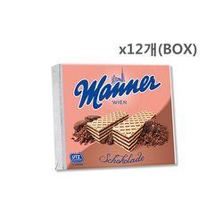 크리스피웨이퍼(초콜릿)75g12개(BOX)