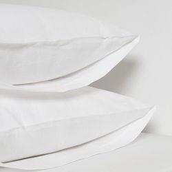 Basic Washing Linen Pillowcase 40X60
