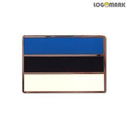 에스토니아 국기 뺏지
