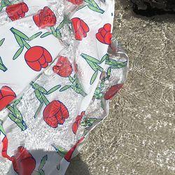 tulip picnic mat