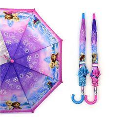 겨울왕국 53 우산 [엘사와안나2폭-DFZ10001]