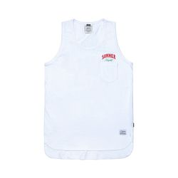 FSNC LONG SLEEVELESS WHITE