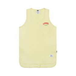FSNC LONG SLEEVELESS YELLOW