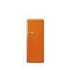 스메그 냉장고(구형) 원도어 오렌지 FAB28KORR
