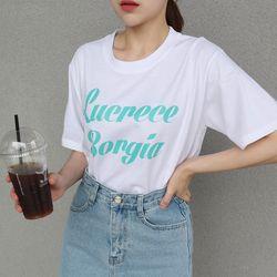 Borgia tee