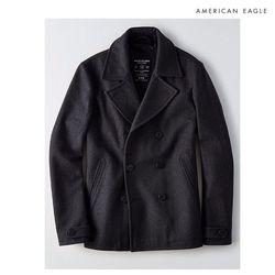 [무료배송] 아메리칸이글 WOOL PEACOAT 울 피콧 미디움 재킷