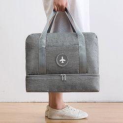 신발도 따로 보관되는 보스턴가방
